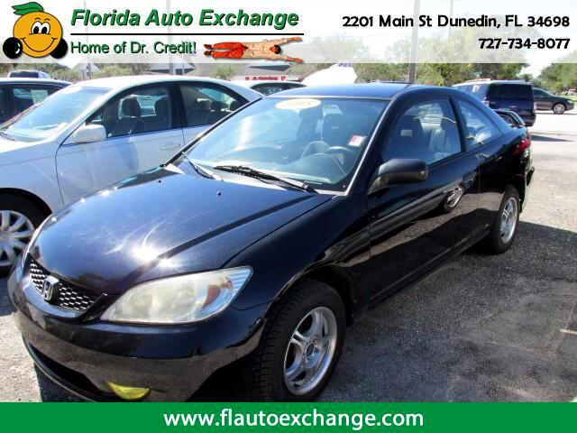 2005 Honda Civic VP MT