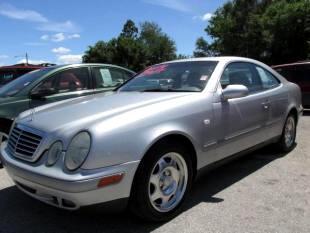 1999 Mercedes-Benz CLK-Class 2DR COUPE 3.2L