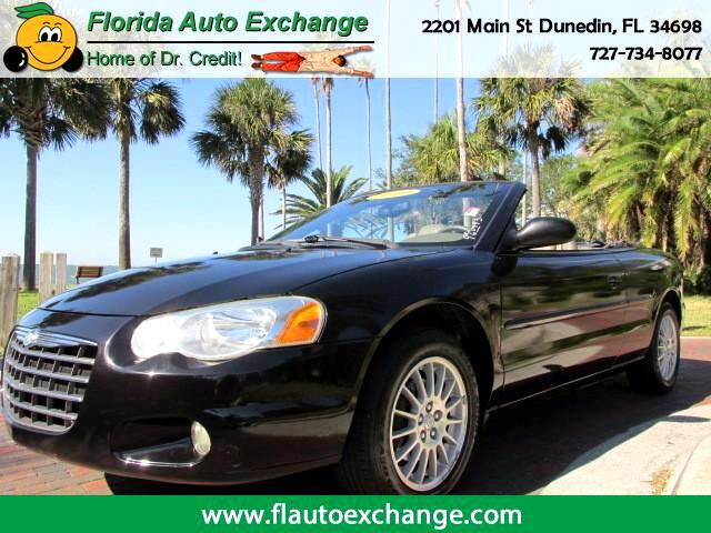 2004 Chrysler Sebring 2004 2DR CONVERTIBLE LXI