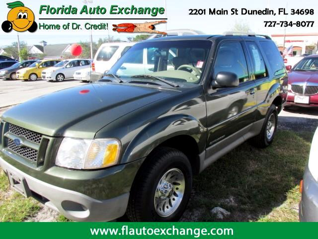2001 Ford Explorer 2DR 102
