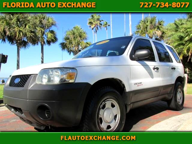 2006 Ford Escape 4DR 2.3L XLS