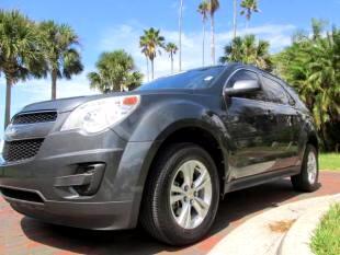 2011 Chevrolet Equinox FWD 4DR LT W/1LT