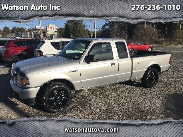 2010 Ford Ranger Super Cab 4-Door 2WD