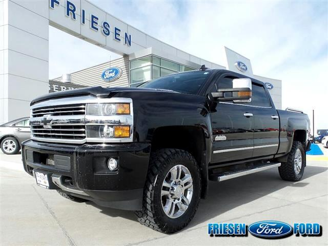 2015 Chevrolet Silverado 2500HD High Country Crew Cab