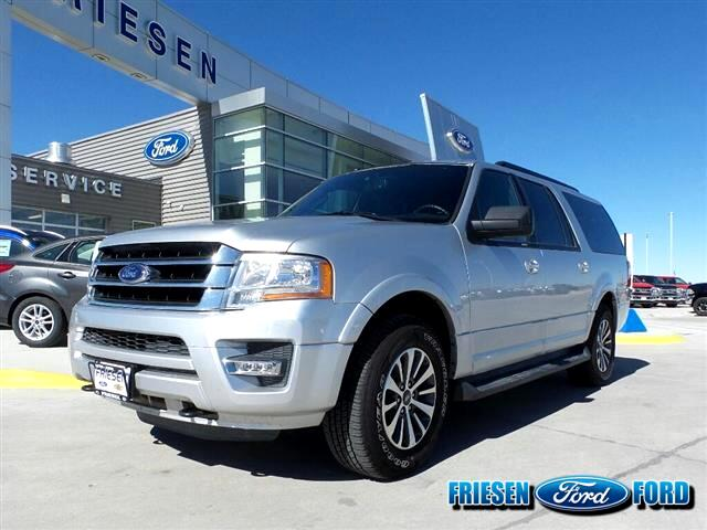 2017 Ford Expedition XLT Luxury