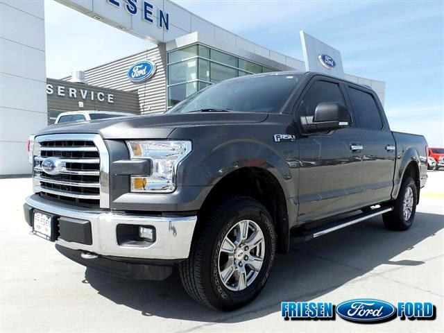 2015 Ford F-150 XLT SuperCrew