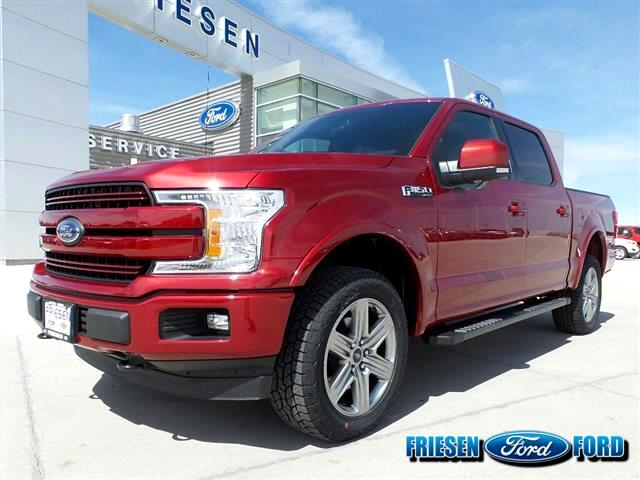2018 Ford F-150 Lariat Sport SuperCrew