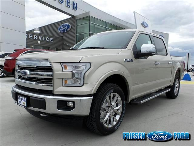 2017 Ford F-150 Lariat Chrome SuperCrew