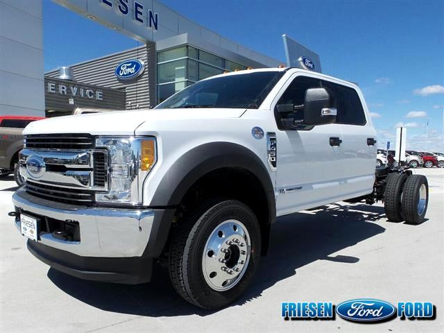 2017 Ford F-450 SD XLT SuperCrew