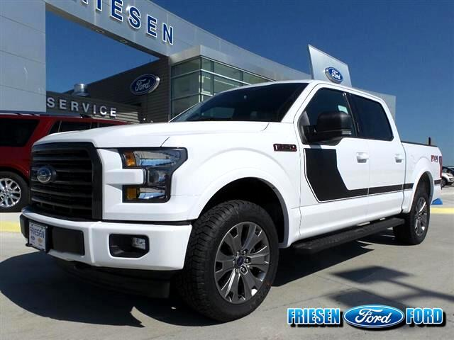 2017 Ford F-150 XLT Sport SuperCrew
