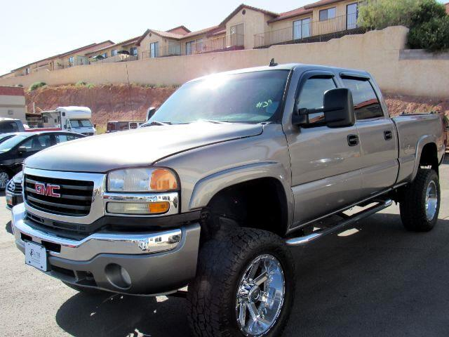 2006 GMC Sierra 2500HD SLE2 Crew Cab 4WD