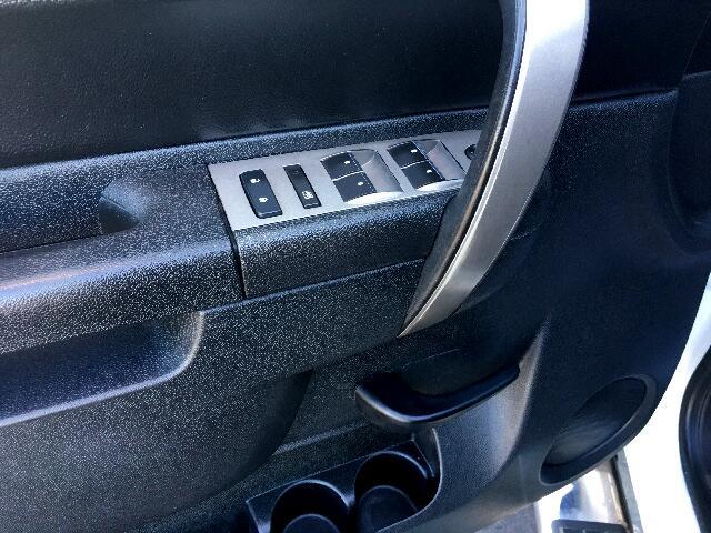 2011 Chevrolet Silverado 2500HD LT Crew Cab 4WD