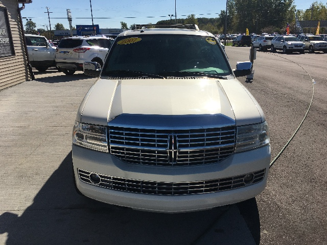2007 Lincoln Navigator 4WD Luxury