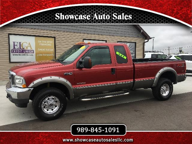 2003 Ford F-350 SD FX4 SuperCab Long Bed 4WD