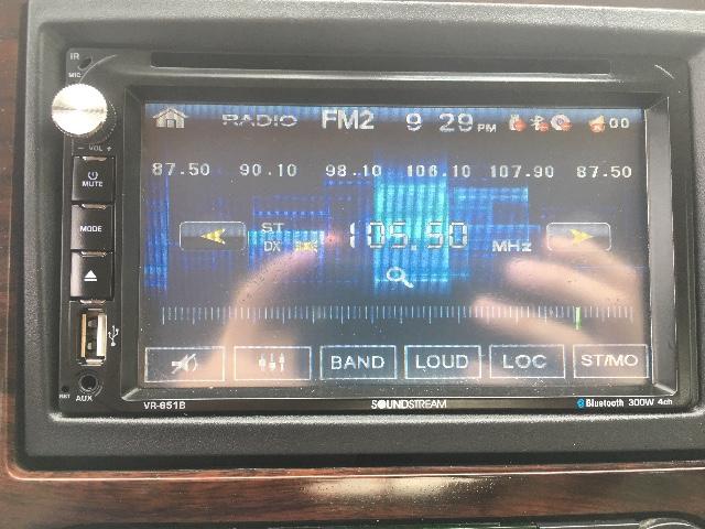 2008 Ford F-250 SD Lariat Crew Cab 4WD