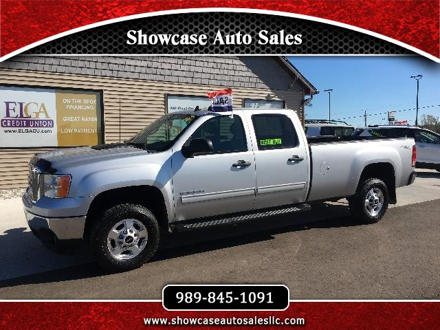 2012 GMC Sierra 2500HD SLE Crew Cab Long Bed 4WD