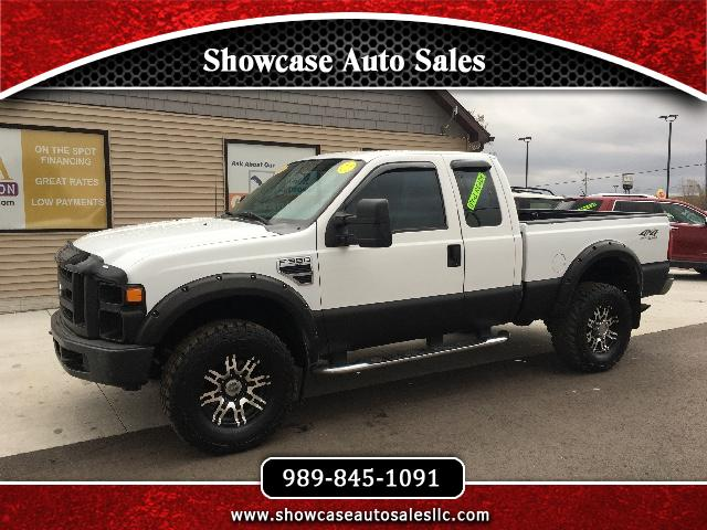 2008 Ford F-350 SD XL SuperCab 4WD