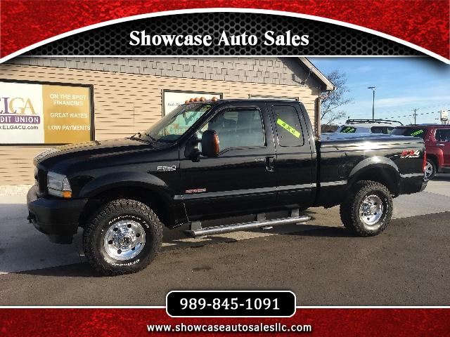 2004 Ford F-250 SD FX4 SuperCab 4WD