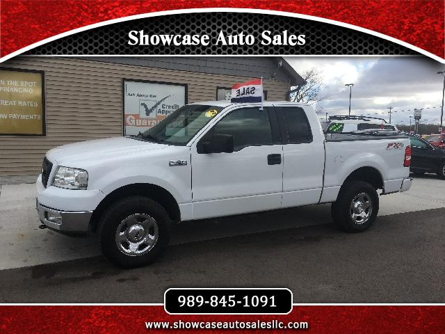 2005 Ford F-150 XLT SuperCab 5.5-ft Box 4WD