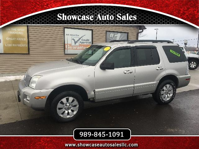 2006 Mercury Mountaineer Convenience 4.0L 2WD