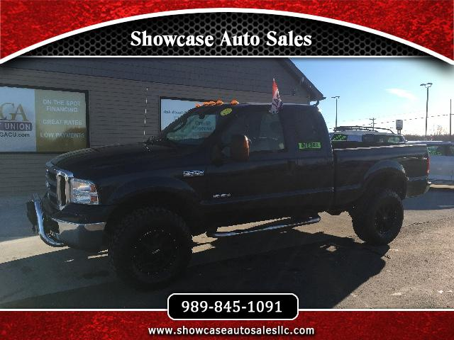 2005 Ford F-350 SD FX4 SuperCab 4WD