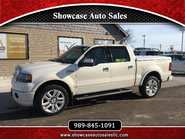 2008 Ford F-150 Limited Crew Cab Short Bed AWD
