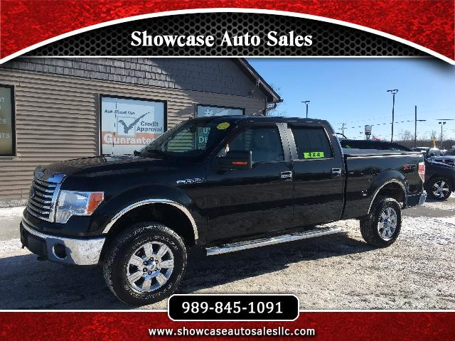 2010 Ford F-150 XLT SuperCrew 6.5-ft Box 4WD