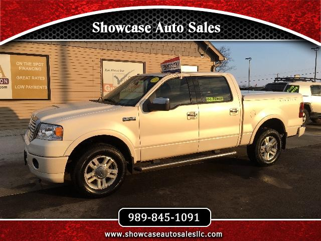 2008 Ford F-150 Limited SuperCrew Short Bed AWD