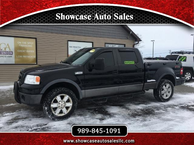 2007 Ford F-150 FX4 SuperCrew Flareside 4WD