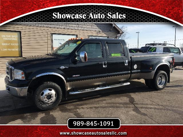 2007 Ford F-350 SD King Ranch Crew Cab Long Bed DRW 4WD