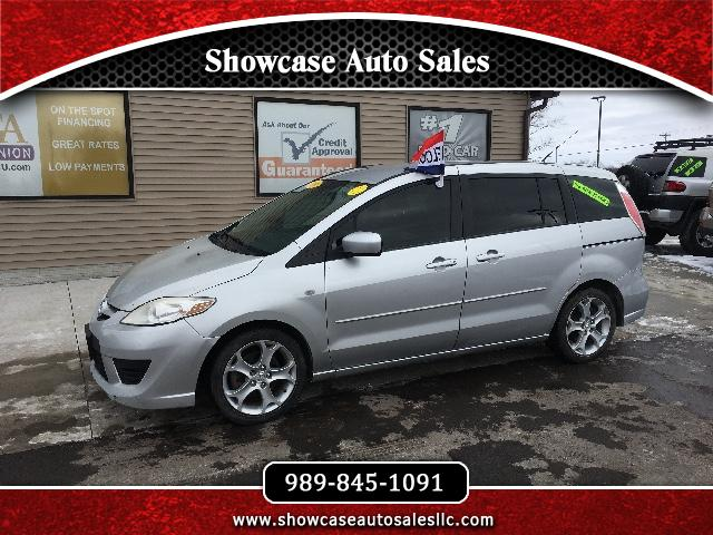 used 2009 mazda mazda5 grand touring for sale in chesaning mi 48616 showcase auto sales. Black Bedroom Furniture Sets. Home Design Ideas
