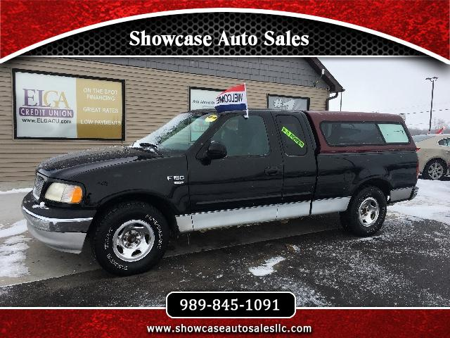 1999 Ford F-150 XLT SuperCab Short Bed 2WD