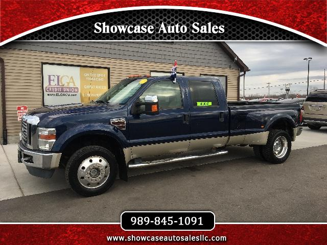 2008 Ford F-450 SD Lariat Crew Cab 4WD DRW Long Bed