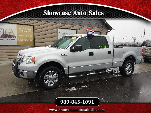 2008 Ford F-150 XLT SuperCrew 5.5-ft. Bed 4WD