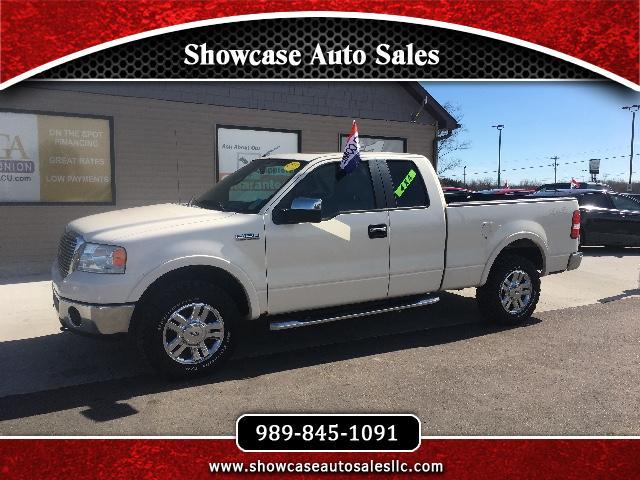 2007 Ford F-150 Lariat SuperCab Short Box 4WD