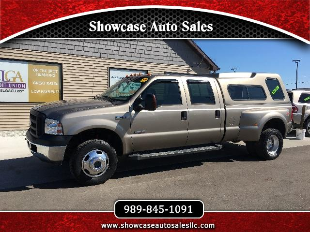 2007 Ford F-350 SD XL Crew Cab Long Bed DRW 4WD