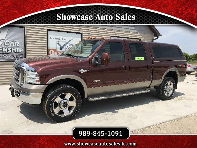 2007 Ford F-350 SD King Ranch Crew Cab 4WD