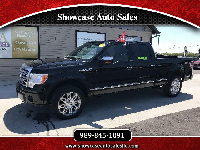 2009 Ford F-150 Platinum SuperCrew 6.5-ft. Bed 4WD