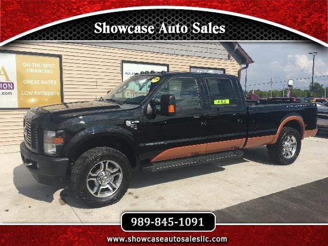 2008 Ford F-250 SD Crew Cab Long Bed Harley Davidson