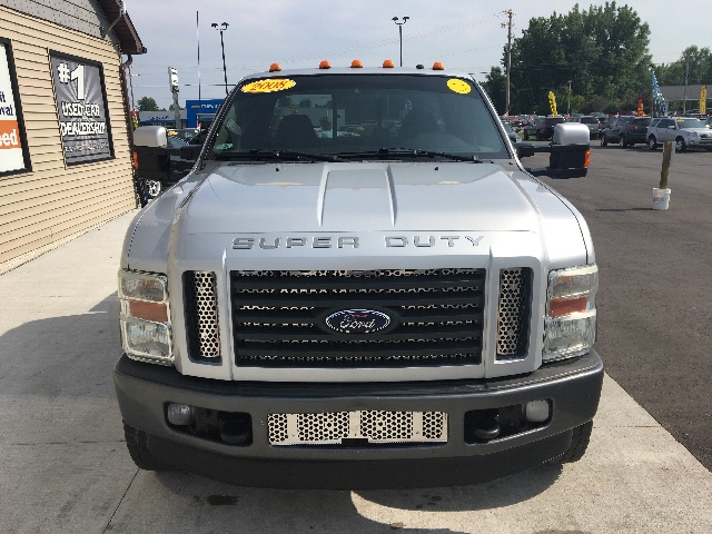 2008 Ford F-250 SD FX4 SuperCab 4WD