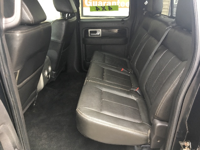 2010 Ford F-150 FX4 Crew Cab 6.5 ft. Bed 4WD