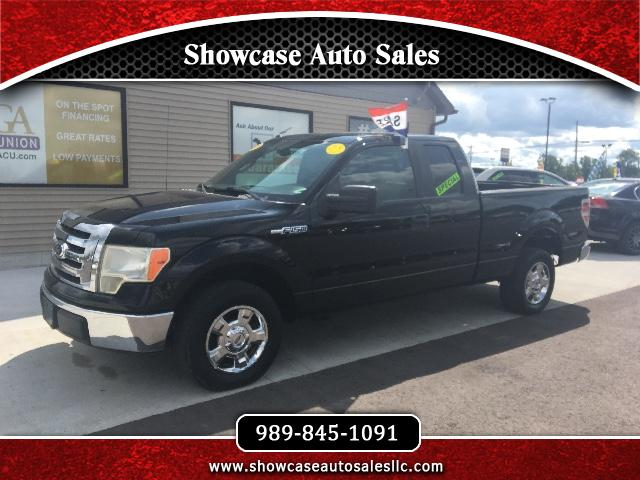 2009 Ford F-150 XLT SuperCab 6.5-ft. Bed 2WD