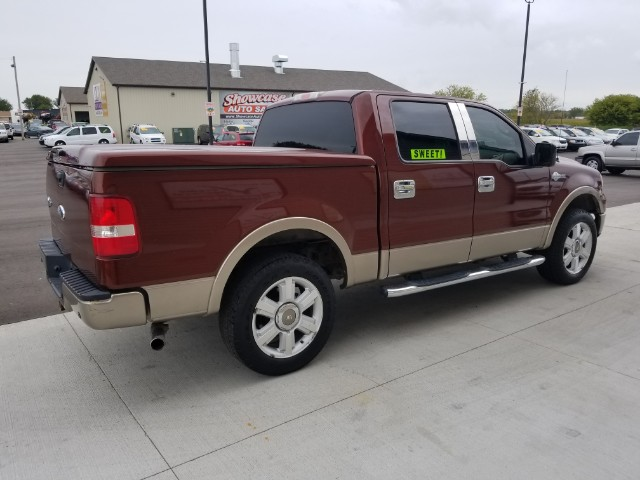 2006 Ford F-150 King Ranch SuperCrew 6.5-ft Box 4WD