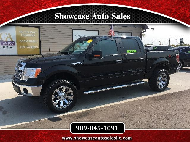 2014 Ford F-150 XLT SuperCrew 6.5-ft Box 4WD
