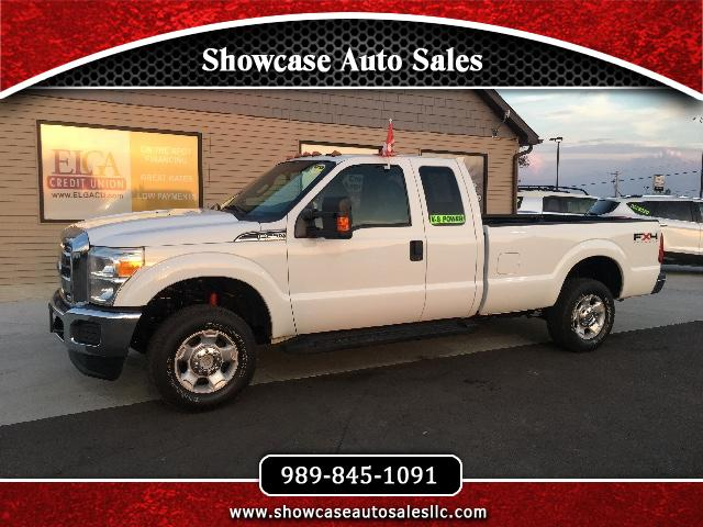 2011 Ford F-250 SD FX4 SuperCab Long Bed 4WD