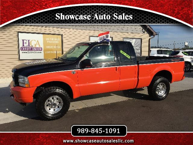 2003 Ford F-250 SD Harley Davidson Edition SuperCab 4WD