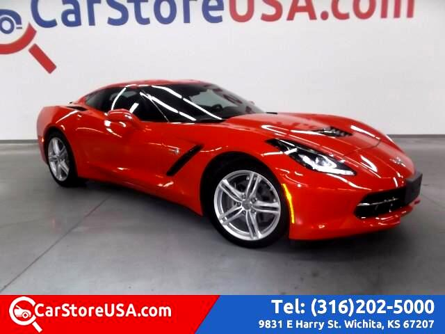 2017 Chevrolet Corvette 1LT Coupe Automatic