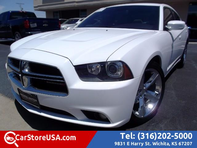 2014 Dodge Charger SXT Plus