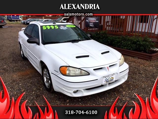 2004 Pontiac Grand Am GT1 sedan