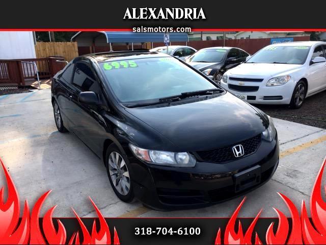 2010 Honda Civic 2dr Cpe LX Auto